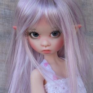 Pink Gracie Elf by Kaye Wiggs (on Tobi Body)