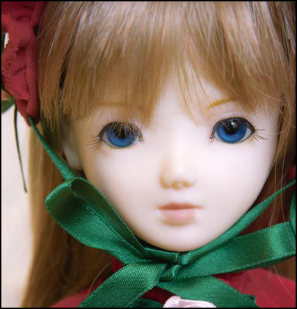 Shinydoll Sali Head