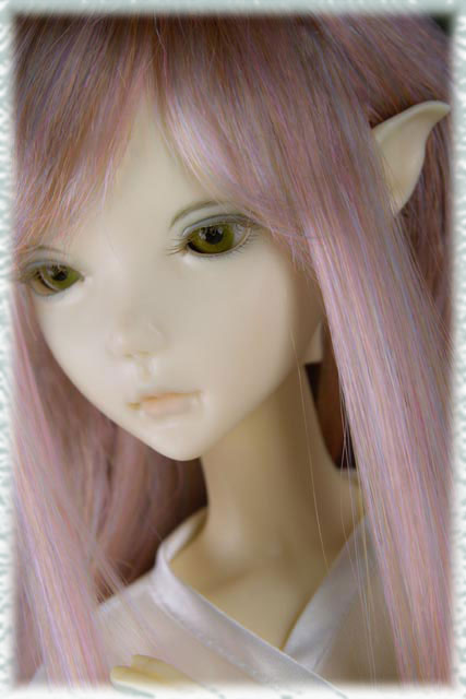 Shinydoll Yakki Elf Head