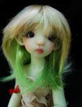 Jojo Blonde/Green 6/7
