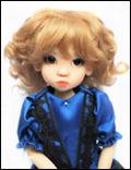 Sophia Lightest Brown 6/7 Mohair Wig