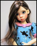 Pretty Girl Brownblack/Blonde 7/8