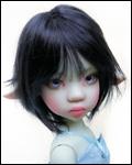 Miko Pixie Black 7/8