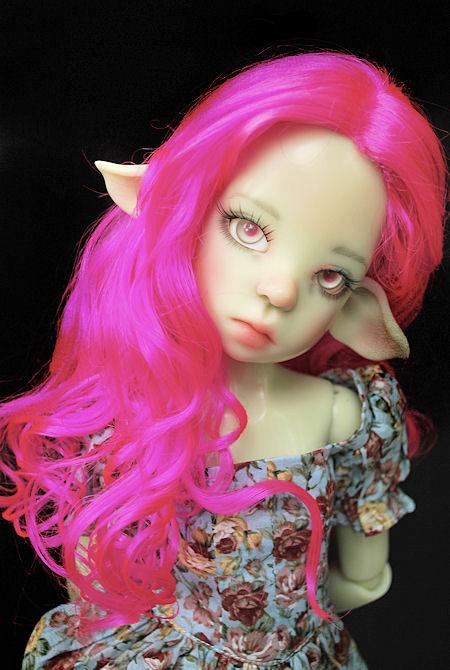 Ginger Pink 8/9