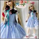 Ajumapama SD Dress AK-28 (INSTOCK)