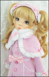 PinkGunDollhouse Sugar Winter