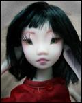 Miko Pixie Black 6/7