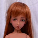BJDC Dark Tales Dolls OOAK Macaroon Mayfair - Mocha Sweet