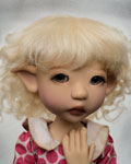 Mohair Light Blonde size 8/9