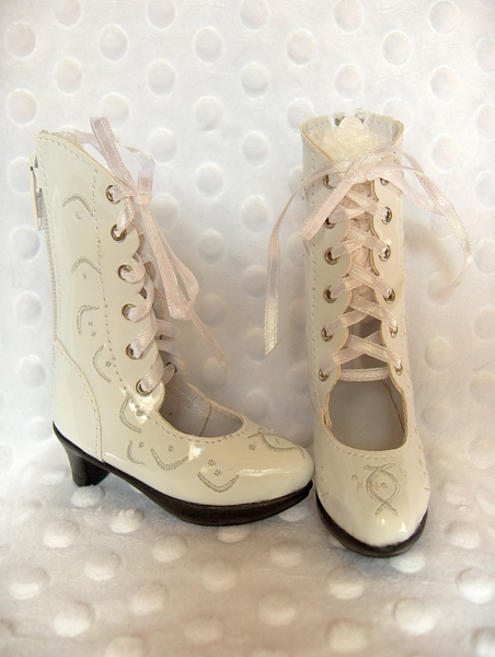 Angel Boots white SD/SD13