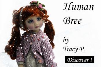 bjd human bree by tracy p