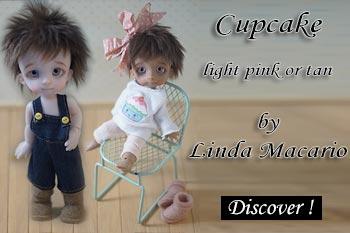 cupcake by linda macario