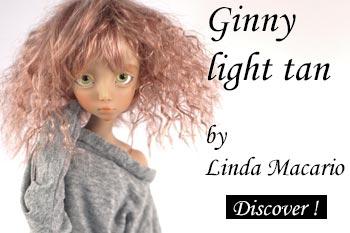 bjd ginny tan by linda macario