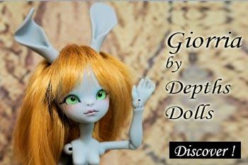 giorria by depths dolls