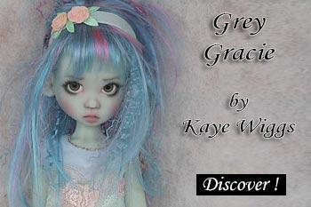 grey gracie by kaye wiggs