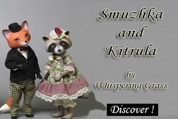 kirtula & smuzhka by whispering grass