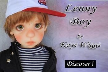 lenny boy by kaye wiggs