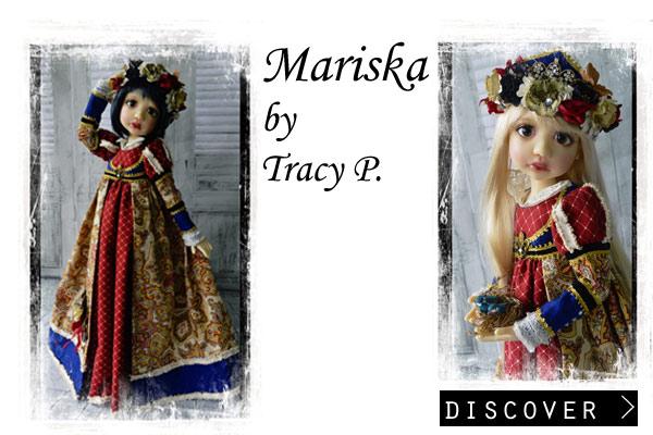 Mariska by tracy P.