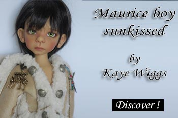 maurice sunkissed by Kaye Wiggs
