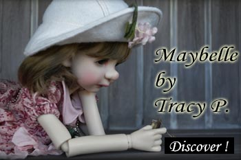 bjd maybelle by tracy p