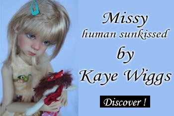 missy human sunkissed by kaye wiggs
