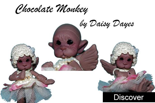 monkey by daisy dayes