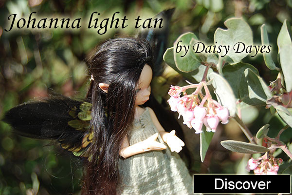 johanna light tan by daisy dayes