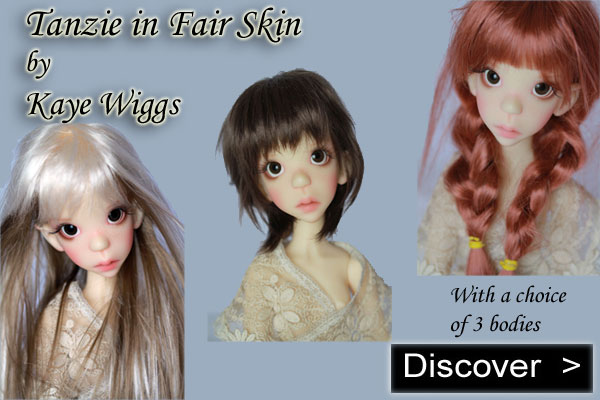 tansy fair skin by kaye wiggs