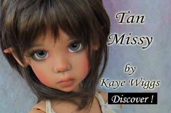 tan missy by kaye wiggs