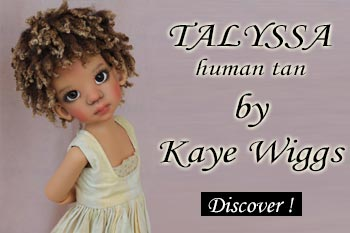 Human tan Talyssa by Kaye Wiggs