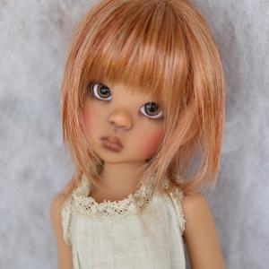 Mini Human Layla in Tan by Kaye Wiggs